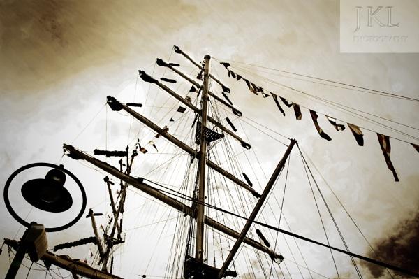 ye old mast by JLynam