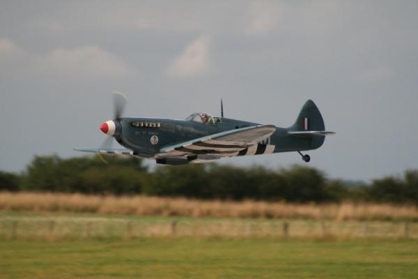 Spitfire Mk IX by Sacko