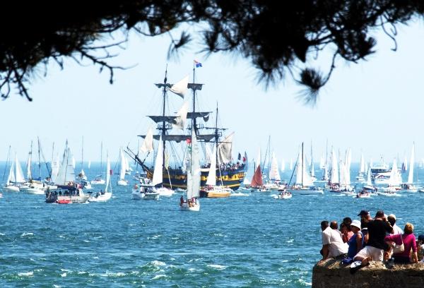 Pirate ship? by JuBarney