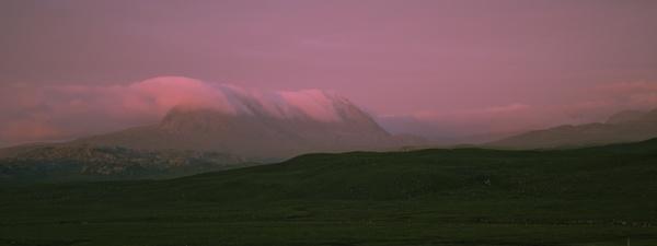 Boasbheinn before sunset. by Rab90