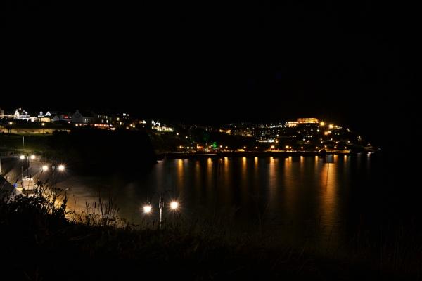 Newquay At Night