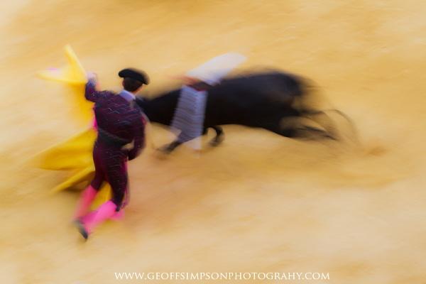 The Matador by AndalucianPhotoAdventures