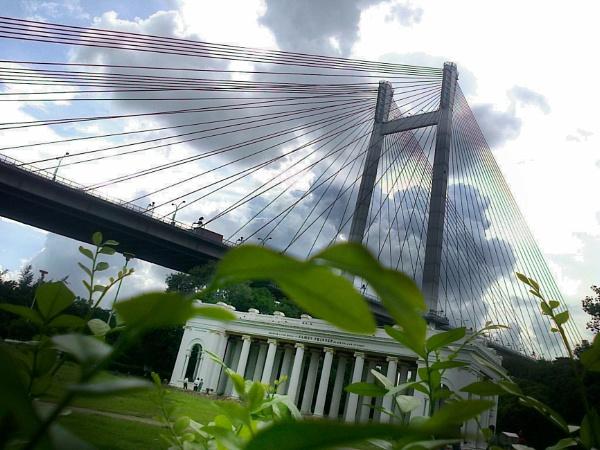 Under the Bridge by Dibyajit