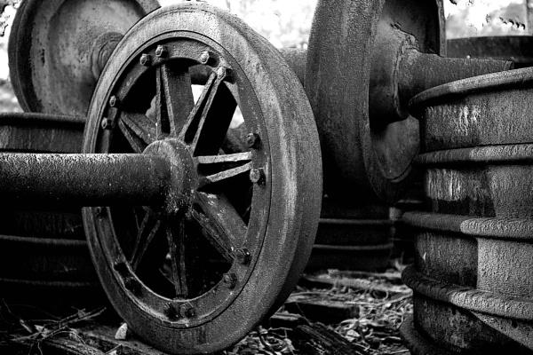 old wheels by foto_foley