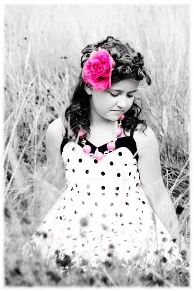 little princess by EwaG