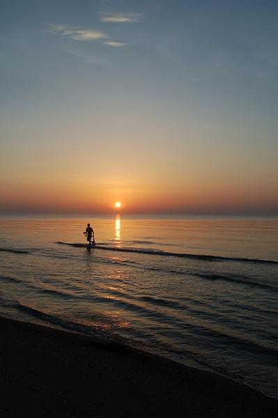Sunrise Fishing by Spence11