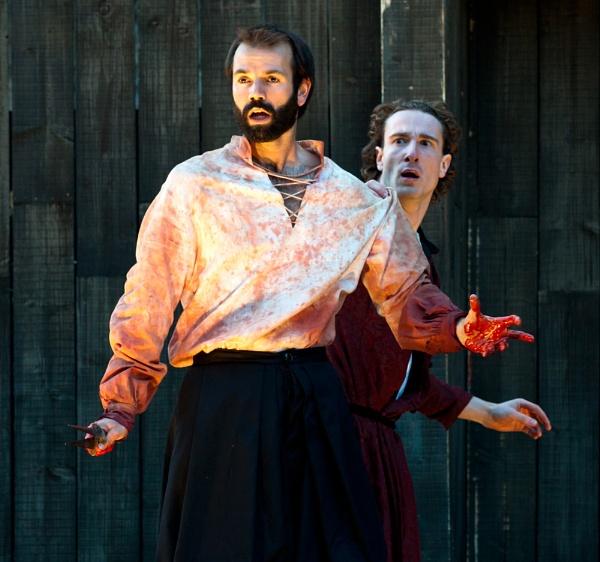 Macbeth by aitchbrown