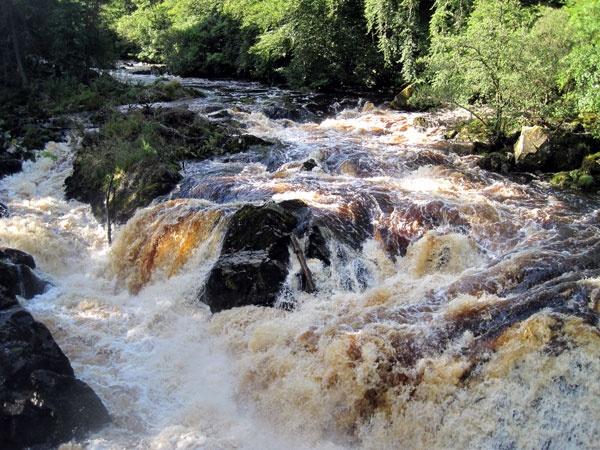 Rushing Water by Redbull