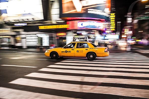 Yellow Cab by guitarman74uk
