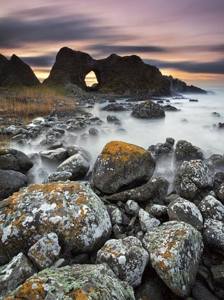 Coastal Arch by garymcparland
