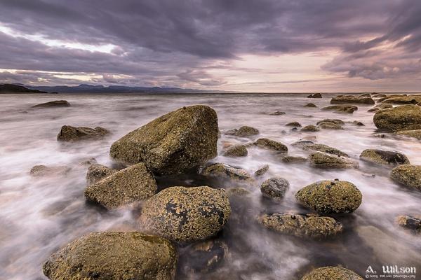 Cricceth Coast by andy210966