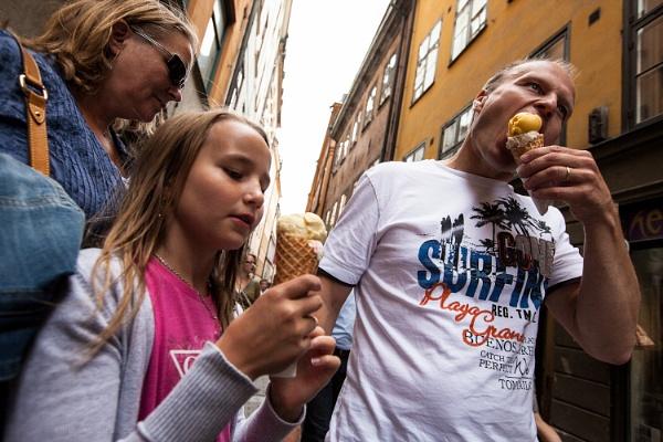 Ice cream by EllieEdge
