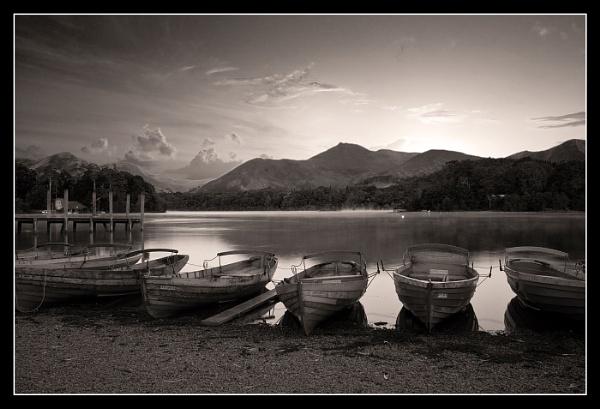 Derwent Water by Andysnapper