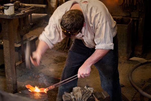 Blacksmith by MrGoatsmilk