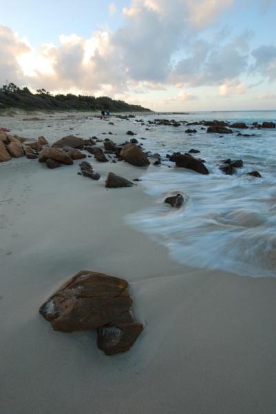 Just a beach by PaulinAus