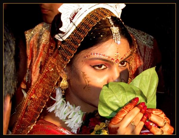 Bengalee Bride by debu