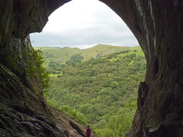 Thors Cave, Derbyshire by woodlandlad