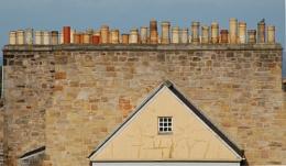 Edinburgh Chimney Pots