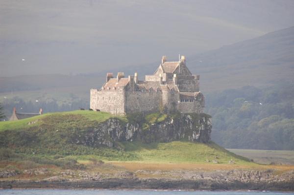 Duart Castle, Mull by af1960