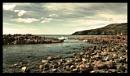 stony beach by Doug1