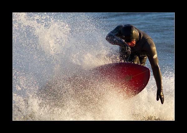 Surfer by ashley
