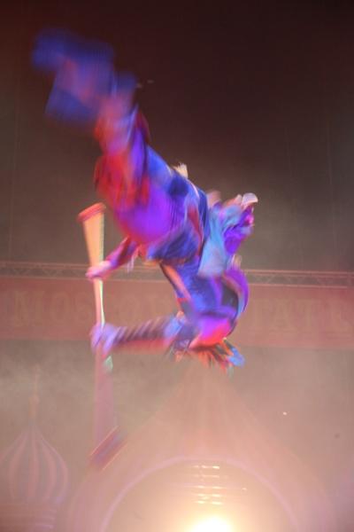 Circus Tumbler by shihan