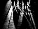 Shadows in Paris