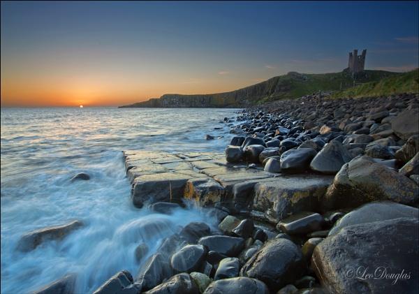Dunstanburgh Dawn by GeordieDoug