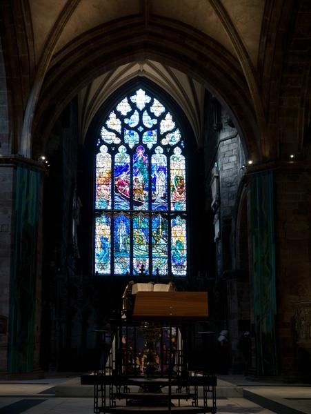 St. Giles High Kirk by cfreeman
