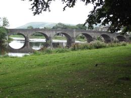 just a welsh bridge
