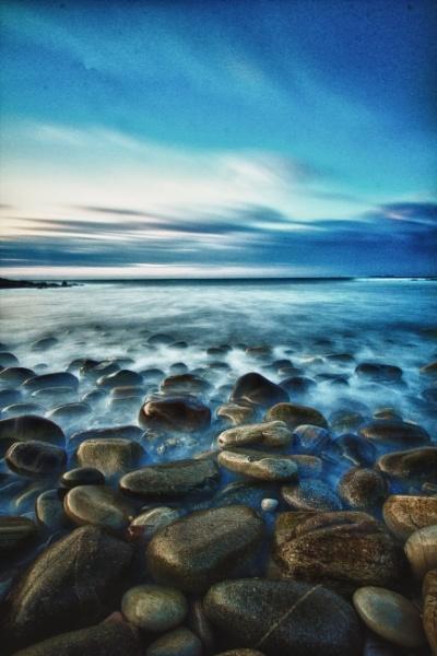 pebble beach by owenclarke