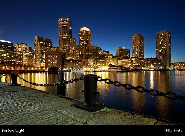 Boston Light by GillyB