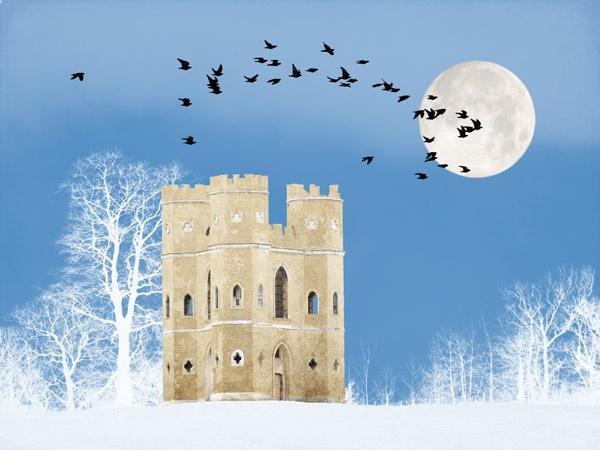 Castle on the hill by JenniCh