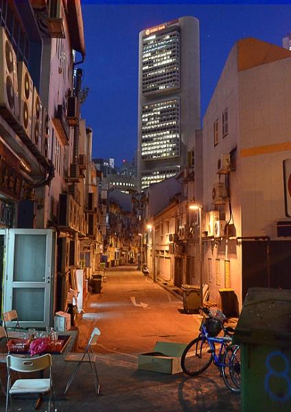 Singapore Backstreet by millaross