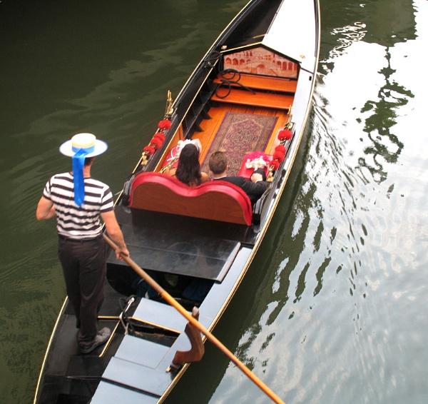 ~ The Wedding Gondola II by LexEquine