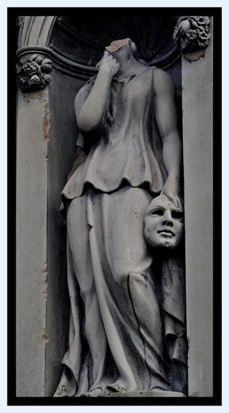 Glasgow Necropolis by MissPea