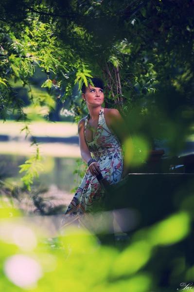Audrey Hepburn revival :) by saxy