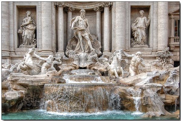 A taste of Rome by TrevBatWCC