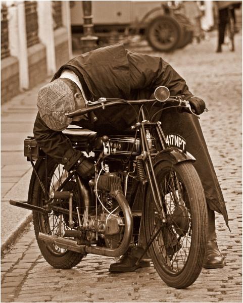 1928 AJS K7  350cc...