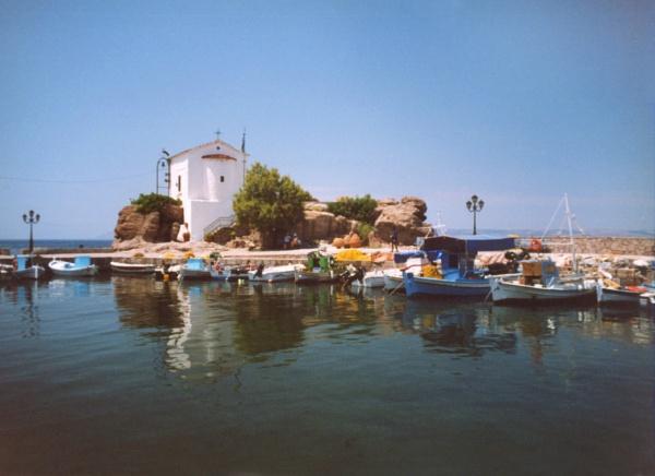 Samos by TonyDy