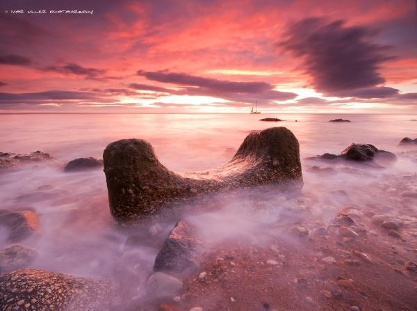 seaham sunrise by tattsdurham