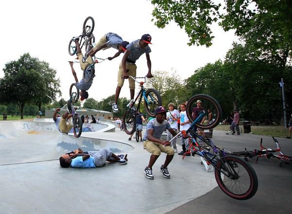 BMX Back Somersault by jembo