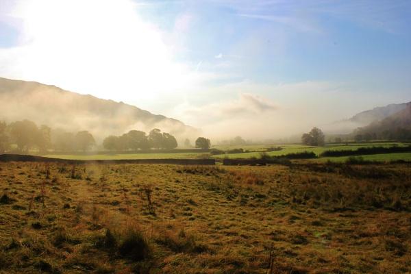 The Langdale Mist by breakawayfromme