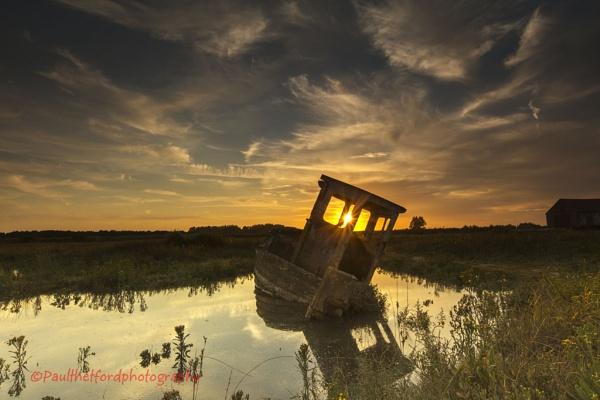 Thornham Skies by PaulThetfordPhotography