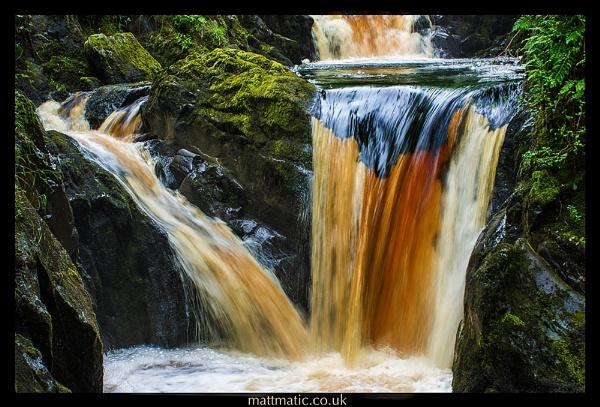 Pecca Twin Falls by mattmatic