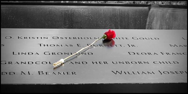 9/11 Memorial by aligriffo