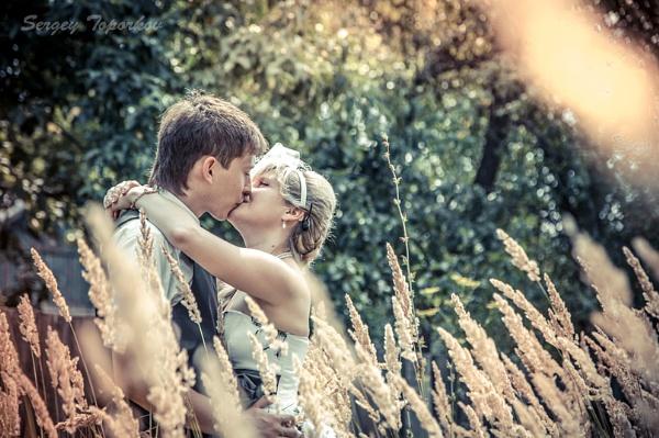 Wedding love by collst
