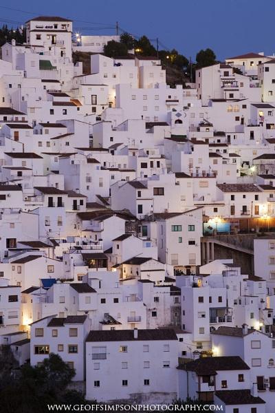 Serrania de Ronda village by AndalucianPhotoAdventures