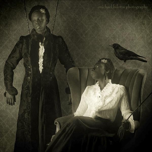 Memento Mori: Epitaph by MichaelBilottaPhotography