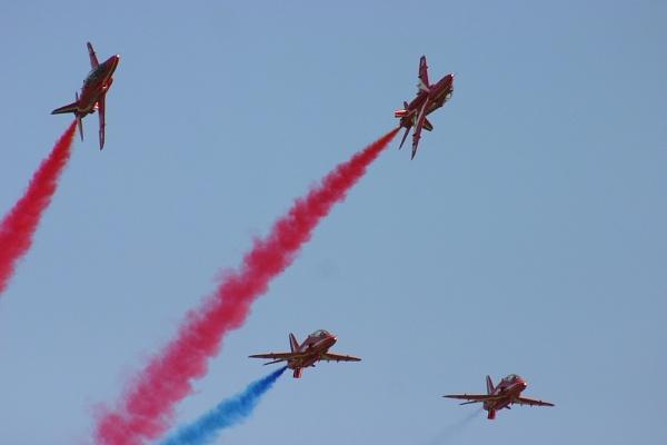 Leuchars Airshow 2012 by Eckyboy